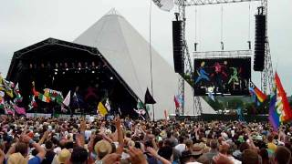 Tom Jones Unbelievable Pyramid Stage Glastonbury Festival 2009