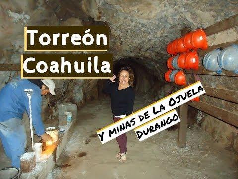 TORREON COAHUILA - PUENTE DE LA OJUELA DURANGO - Lorena Lara