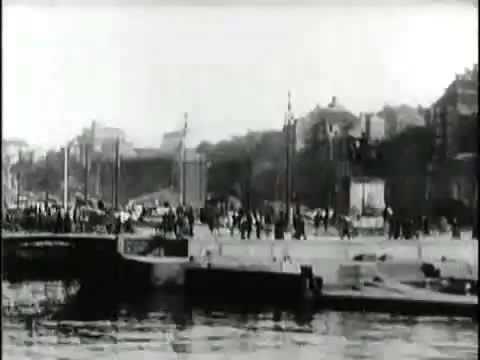"""Svensk Filmindustri Revy 1935 """"Slusseländet"""""""