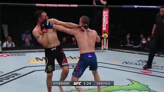 Лучшие моменты UFC 249