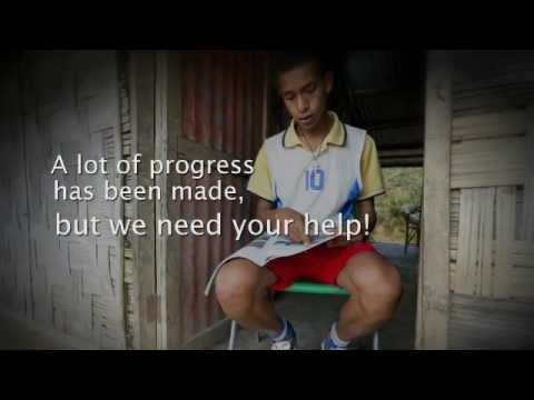 UNICEF Timor Leste: Schools for Asia - A day with Gersio