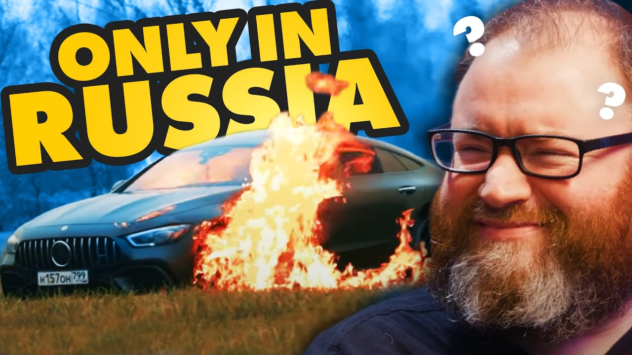 YouTuber Sets Fire To $200,000 Car For Content - Simon's Peculiar Portions