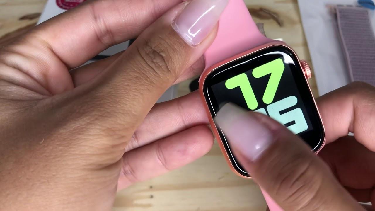 Download Smartwatch X8 2021