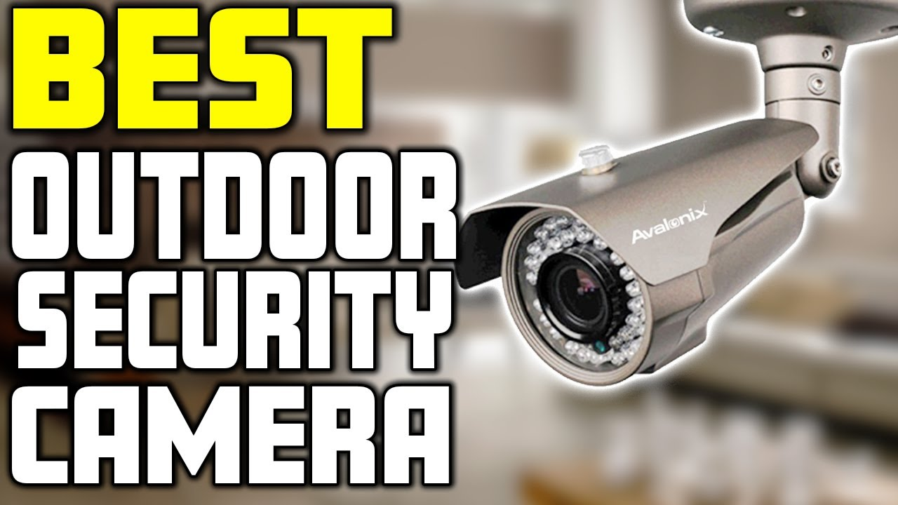 Best 4k Security Camera System 2021 5 Best Outdoor Security Camera in 2020   YouTube
