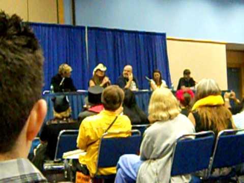 Voice Actors Unplugged! Panel [Part 3]