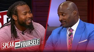 Josh Norman talks proposed 18-game schedule, new replay rules and OBJ | NFL | SPEAK FOR YOURSELF