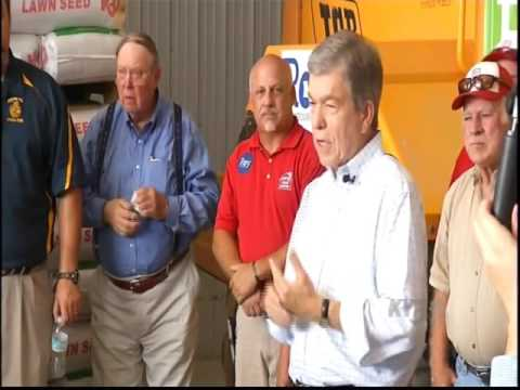 Roy Blunt hopes Donald Trump gets elected President