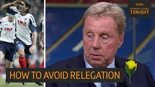The secret to Premier League survival | Redknapp explains how to avoid the drop