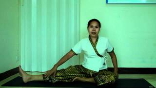 ruenmai massage school/ฤาษีดัดตนท่าที่7