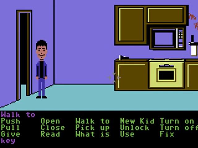 Jouez à Maniac Mansion sur Commodore 64 avec nos Bartops Arcade et Consoles Retrogaming