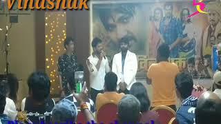 Vinashak trailer खेसारी लाल यादव ने दी समर सिंह को बधाई विनाशक का ट्रेलर देख कहा अगला सुपर स्टार