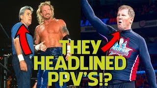 10 of the worst wrestlers who headlined ppv s