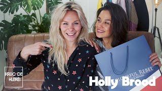 HOLLY BROOD geeft styling advies - KRIJG DE KLERE! S2 Afl 6 - Bobbie Bodt