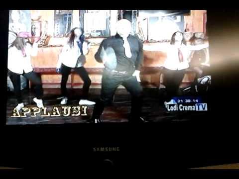 Roberto Carlisi nel programma Applausi LodiCremaTV