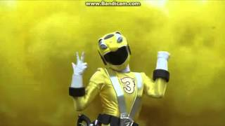 Power Rangers originated the dab thumbnail