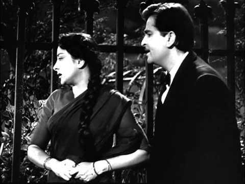 Raj Kapoor Values Money More Than Love - Shree 420 Most Viewed Scenes - Nargis