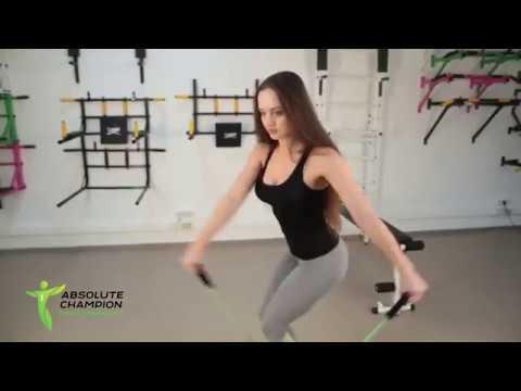 Эспандер грация упражнения видео