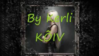 Kerli KÕIV-bulletproof/Creepshow + download