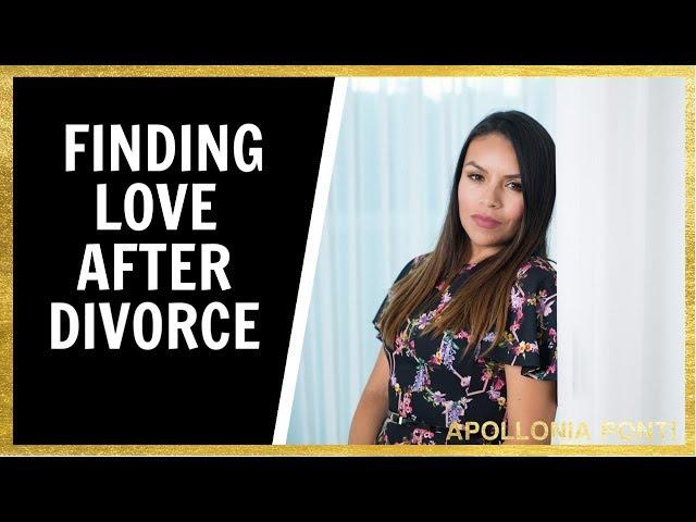Find Love After Divorce & Being Happy!