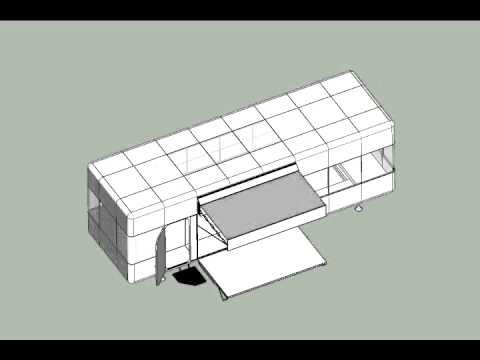 VID_0222: THINKBELT STUDIES - Capsule housing