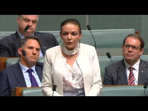 The Historic First Speech by Professor Anne Aly MP in the Australian Parliament