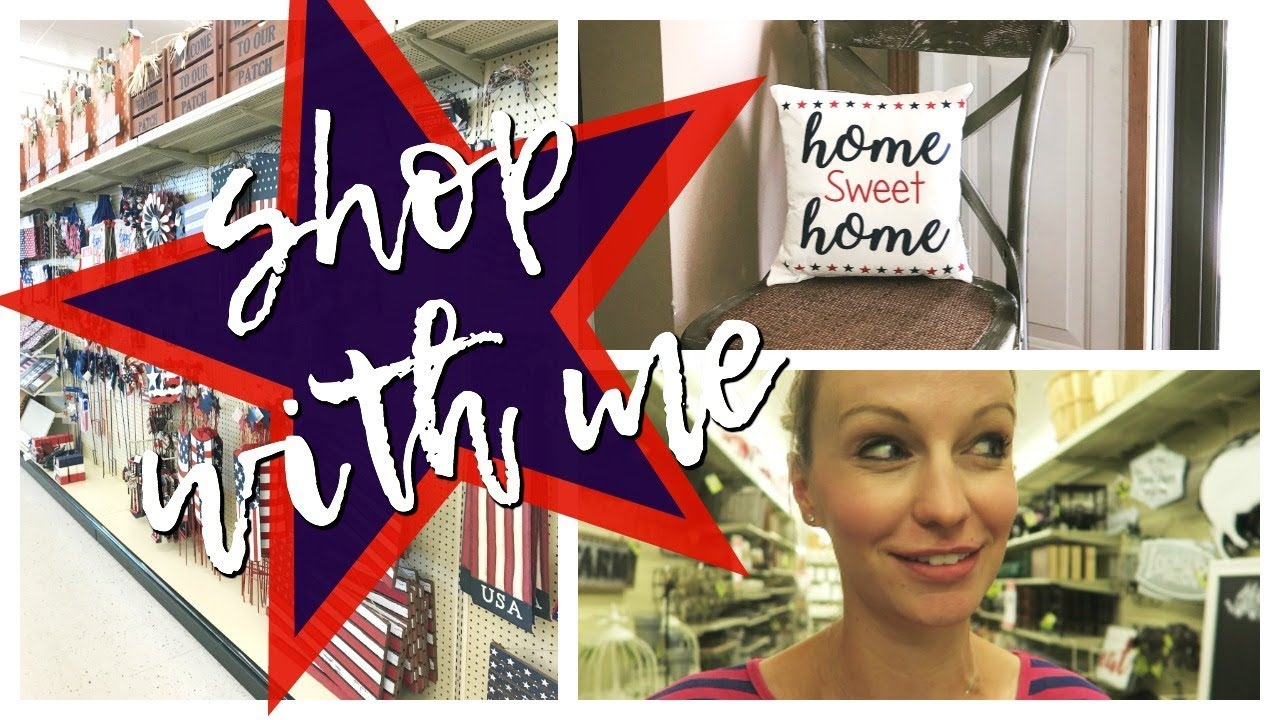 shop with me hobby lobby walmart