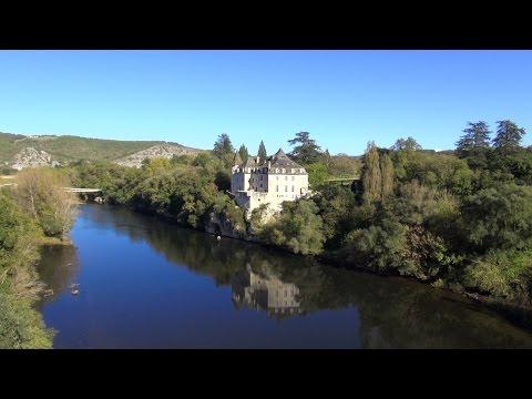 Château de la Treyne - Lot - France - Vue du Ciel Drone Expert