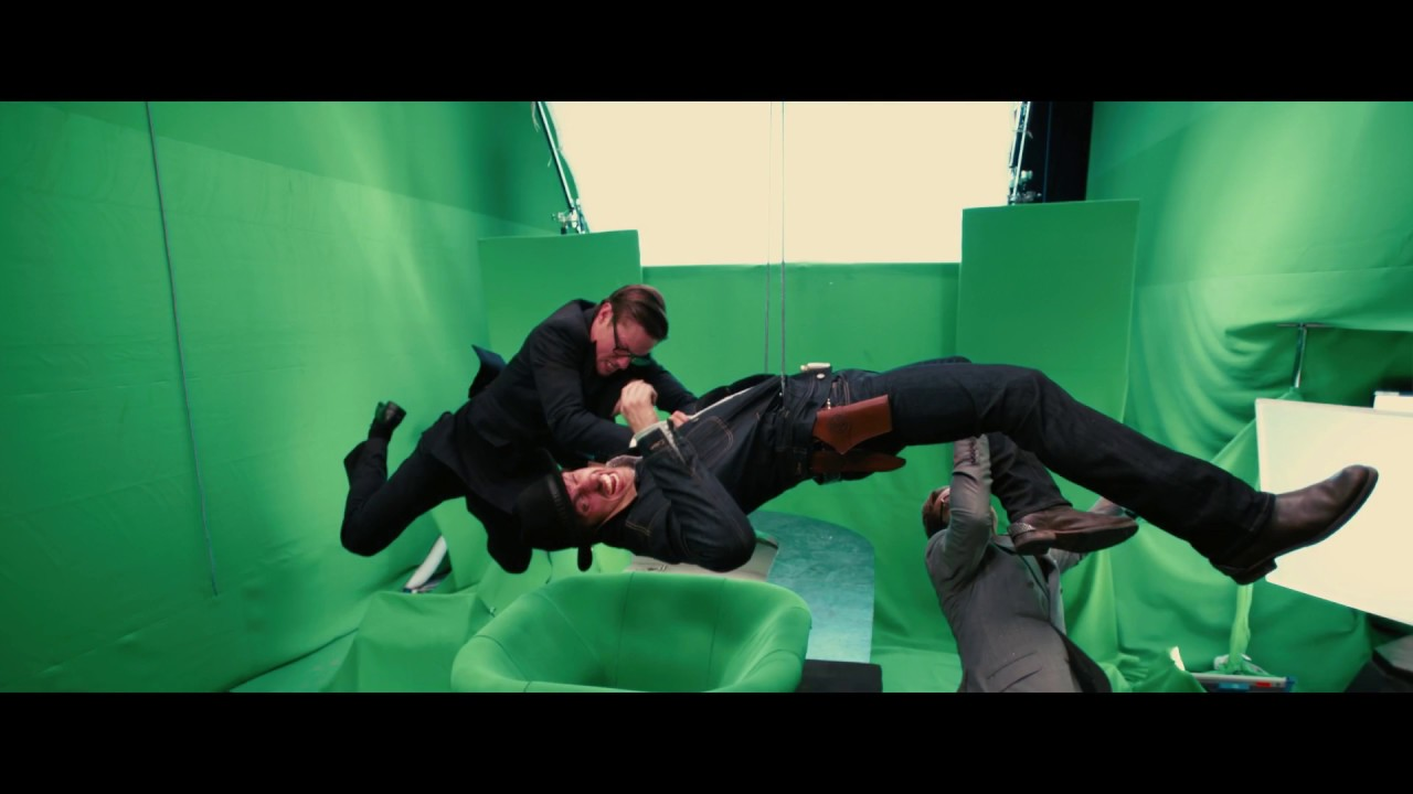 Download KINGSMAN: THE GOLDEN CIRCLE - Fight Over Briefcase
