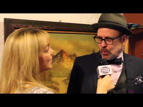 An Exclusive  with Terry Kinney Backstage at 'Thrilling Adventure Hour'!