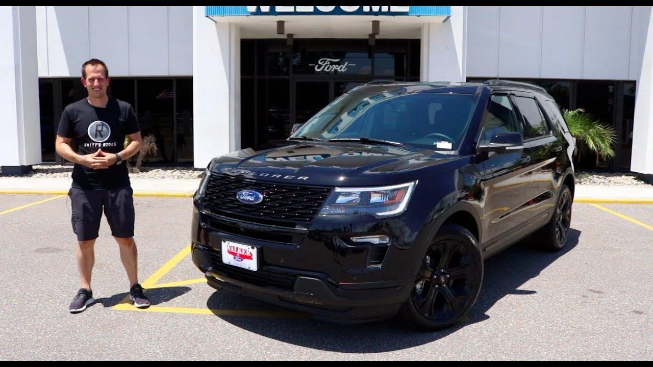 BUY a 2019 Ford Explorer Sport or WAIT for the 2020 Explorer ST?