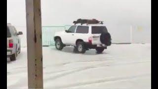 Snow in Saudi Arabia & Two Typhoons Combine in Pacific (694)