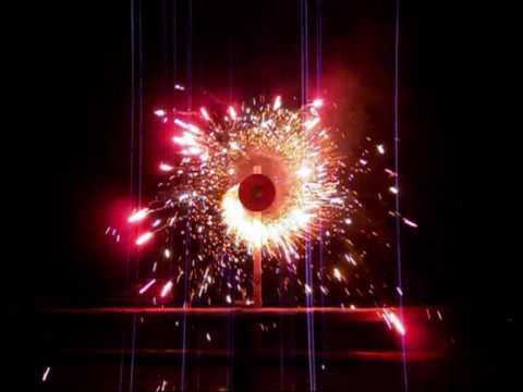 Ring Of Fire Catherine Wheel Firework Youtube