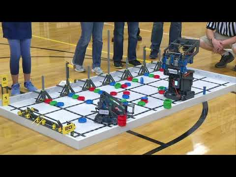 Saturday Marks First Robotics Competition of the Season at Glen Lake School