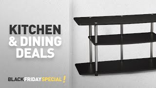 Black Friday Tv Stands By Convenience Concepts // Amazon Black Friday Countdown