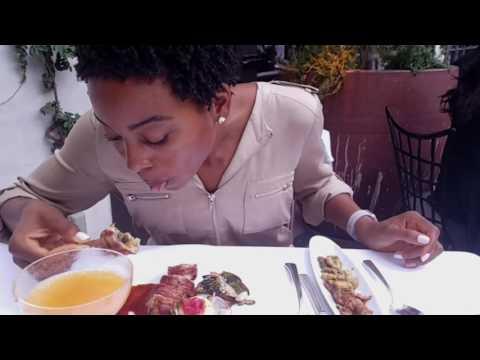 Dinner & Dialogue w Erica Ash