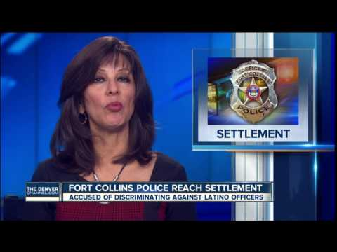 Fort Collins police reach settlement