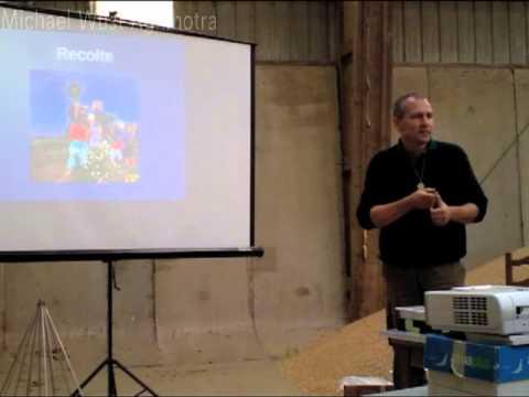 Agnihotra Om Tryambakam presentation France en 2012