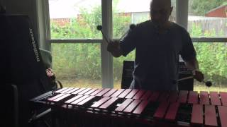 """Bobby Hutcherson - """"Montara"""" on Electric Vibraphone with effects and looper (Malletech Omega)"""