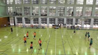関東学連ハンドボール2017.4.15 vs昭和薬科大学⑤