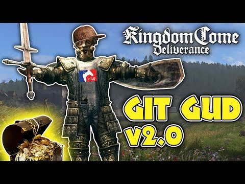 BEST POSSIBLE START v2.0 - MAX STATS & BEST GEAR EARLY - NO CHEATS - Kingdom Come Deliverance