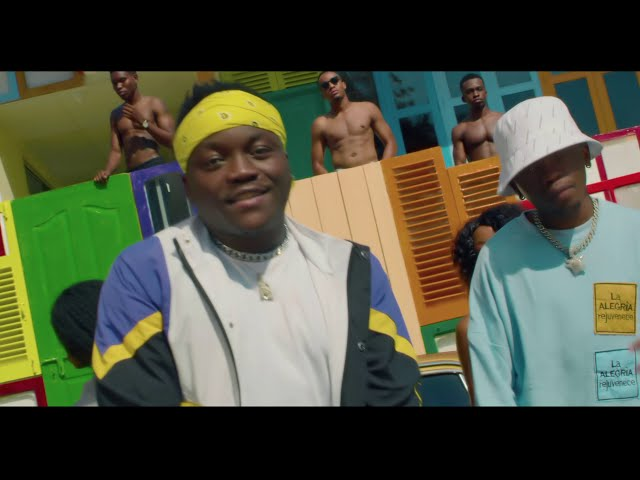 Dully Sykes - WEKA (Official Video) Feat Marioo