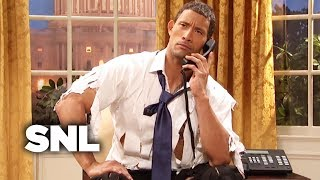 The Rock Obama: Angry Obama - Saturday Night Live