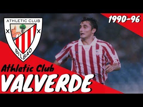 Ernesto Valverde | Athletic Club | 1990-1996