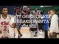 BDOT, TREY SONGZ, NICK YOUNG, JR SMITH, BARON DAVIS's Black Santa Celeb GAME! | BdotAdot5