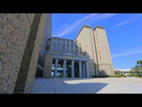 Soka University of Japan |Four Seasons |Tokyo, Japan|1080p