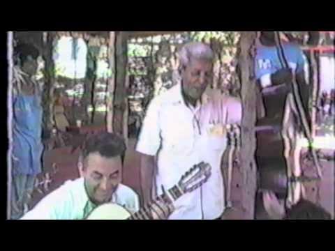 El Son Cubano en Washington, D.C., 1989: Con Compay Segundo