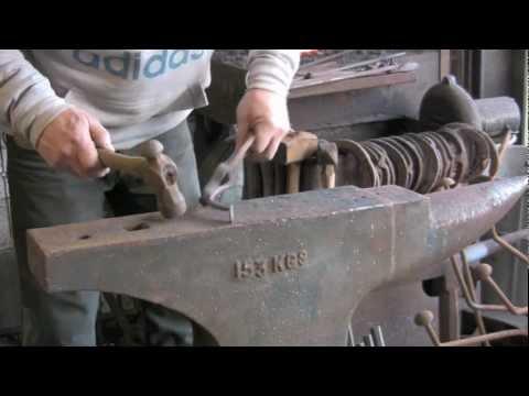 Rustic Iron Handle