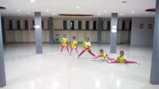 K-id Galaxy Video Audition Inbox Dance Icon Kids SCTV