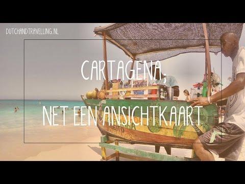 Cartagena; net een ansichtkaart!