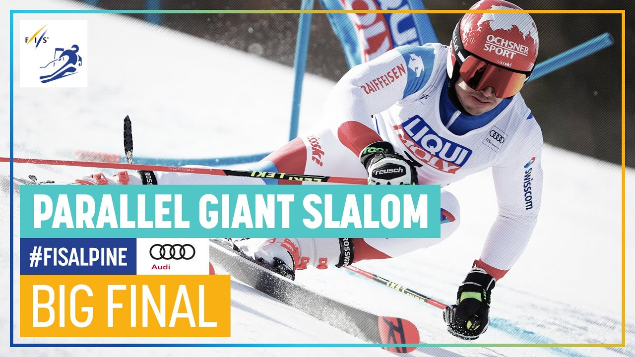 Loic Meillard Bags His Maiden Victory in the World Cup in Chamonix